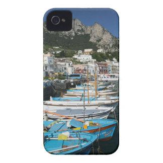 ITALY, Campania, (Bay of Naples), CAPRI: Marina Case-Mate iPhone 4 Cases