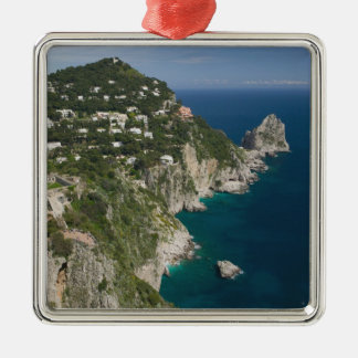 ITALY, Campania, (Bay of Naples), CAPRI: Metal Ornament