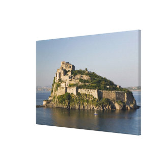 ITALY, Campania, Bay of Naples), ISCHIA, 2 Canvas Print