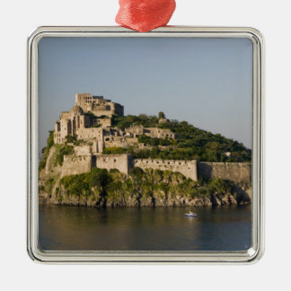 ITALY, Campania, Bay of Naples), ISCHIA, 2 Metal Ornament