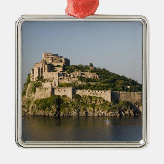ITALY, Campania, Bay of Naples), ISCHIA, 2 Metal Ornament