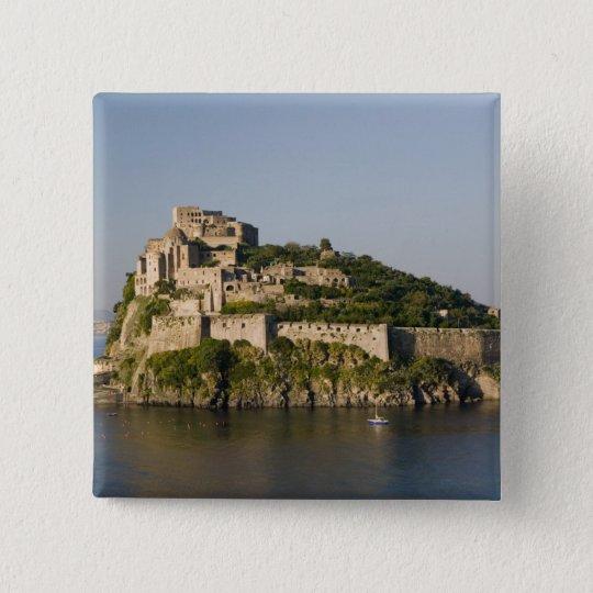 ITALY, Campania, Bay of Naples), ISCHIA, 2 Pinback Button