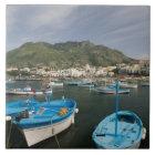 ITALY, Campania, (Bay of Naples), ISCHIA, FORIO: 2 Ceramic Tile