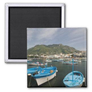 ITALY, Campania, (Bay of Naples), ISCHIA, FORIO: 2 2 Inch Square Magnet