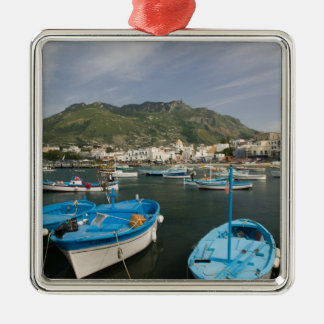 ITALY, Campania, (Bay of Naples), ISCHIA, FORIO: 2 Metal Ornament