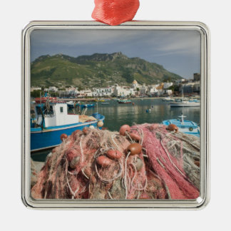 ITALY, Campania, (Bay of Naples), ISCHIA, FORIO: Metal Ornament