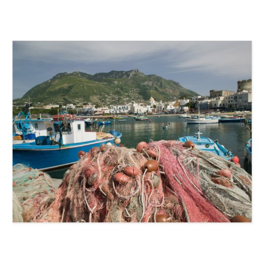 ITALY, Campania, (Bay of Naples), ISCHIA, FORIO: Postcard