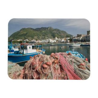 ITALY, Campania, (Bay of Naples), ISCHIA, FORIO: Rectangular Photo Magnet