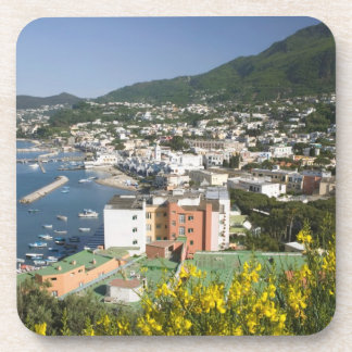 ITALY, Campania, (Bay of Naples), ISCHIA, LACCO Drink Coaster