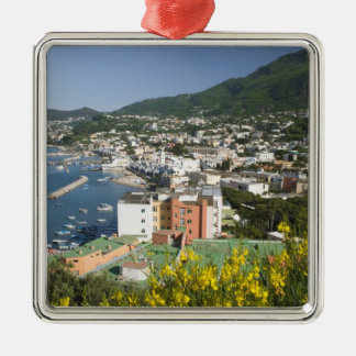 ITALY, Campania, (Bay of Naples), ISCHIA, LACCO Metal Ornament
