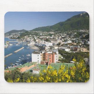 ITALY, Campania, (Bay of Naples), ISCHIA, LACCO Mouse Pad