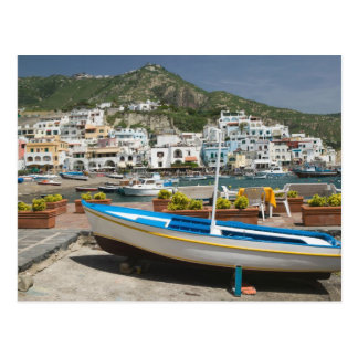 ITALY, Campania, (Bay of Naples), ISCHIA, Postcard