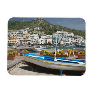 ITALY, Campania, (Bay of Naples), ISCHIA, Rectangular Photo Magnet