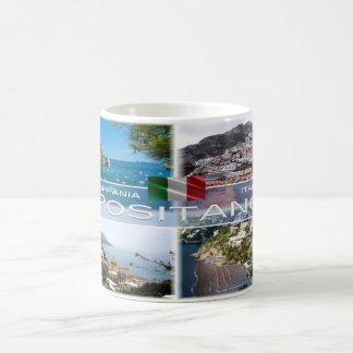 Italy # Campania - Positano - Coffee Mug