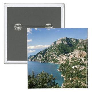 Italy, Campania, Sorrentine Peninsula, Positano, Button