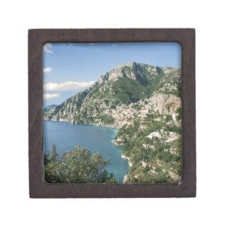 Italy, Campania, Sorrentine Peninsula, Positano, Jewelry Box