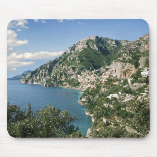 Italy, Campania, Sorrentine Peninsula, Positano, Mouse Pad
