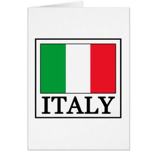 Italy Card