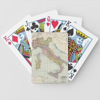 Italy. Card Decks