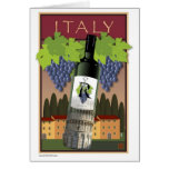 Italy-Card Greeting Card