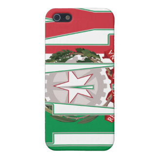 Italy  case for iPhone 5