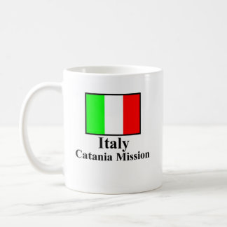 Italy Catania Mission Drinkware Mug