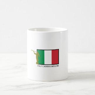 ITALY CATANIA MISSION LDS CTR MUG
