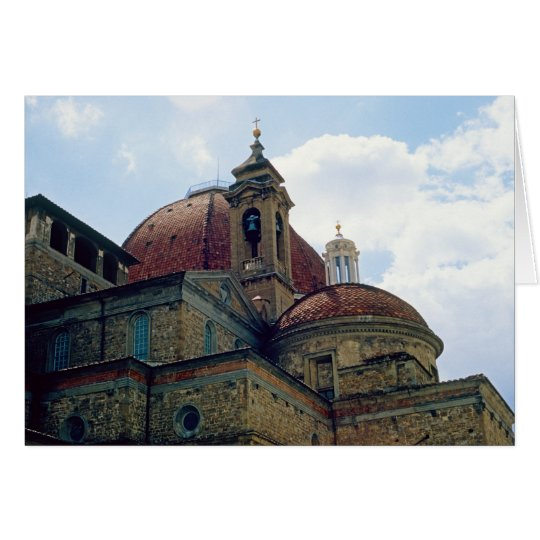 Italy- Cathedral Card