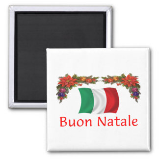 Italy Christmas Magnets