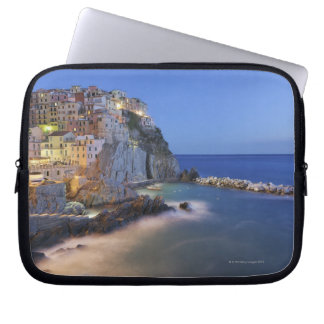 Italy, Cinque Terre, La Spezia Province, Laptop Sleeve