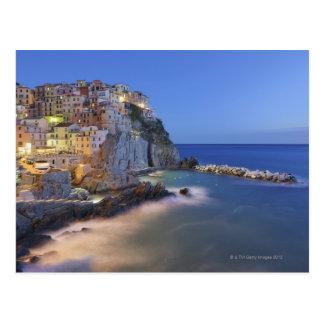 Italy, Cinque Terre, La Spezia Province, Postcard