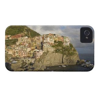 Italy, Cinque Terre, Manarola. Village on cliff. Blackberry Bold Cases