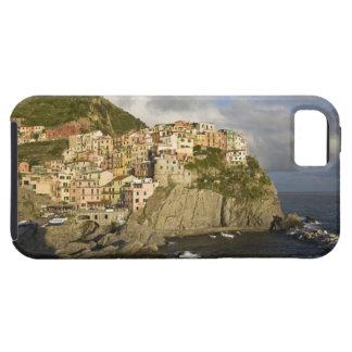 Italy, Cinque Terre, Manarola. Village on cliff. iPhone 5 Case
