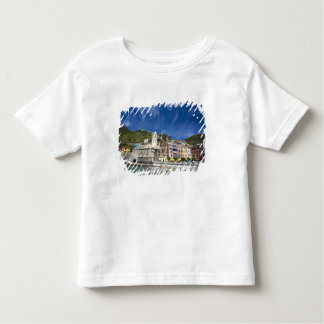 Italy, Cinque Terre, Vernazza, Harbor and Church 2 Toddler T-shirt