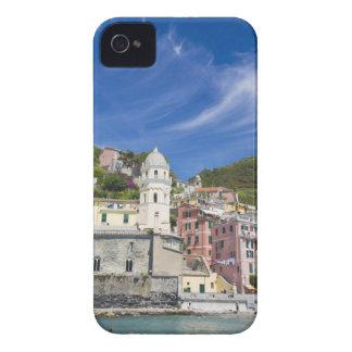 Italy, Cinque Terre, Vernazza, Harbor and Church Case-Mate iPhone 4 Case
