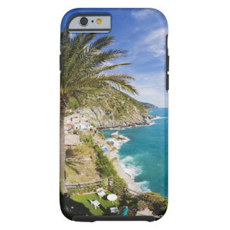 Italy, Cinque Terre, Vernazza, Hillside Town of Tough iPhone 6 Case