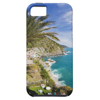 Italy, Cinque Terre, Vernazza, Hillside Town of iPhone 5 Covers