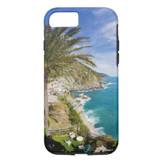 Italy, Cinque Terre, Vernazza, Hillside Town of iPhone 7 Case