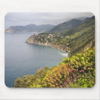 Italy. Coastal hiking area between the villages Mouse Pad