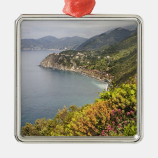Italy. Coastal hiking area between the villages Christmas Tree Ornaments