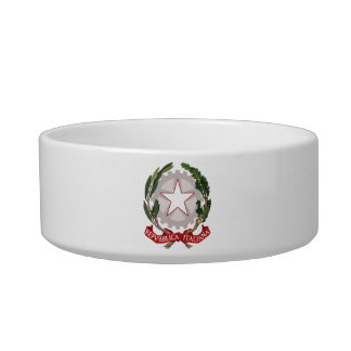 Italy Coat Of Arms Bowl