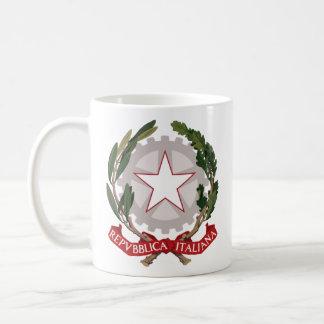 Italy Coat of Arms Coffee Mug