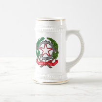 Italy Coat of Arms Mug