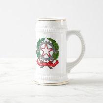 Italy Coat of Arms Mug