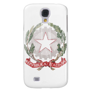 Italy Coat Of Arms Samsung Galaxy S4 Case