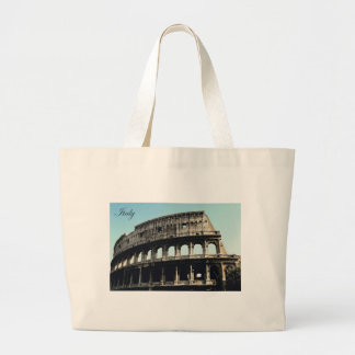 Italy Colosseum Tote Bags