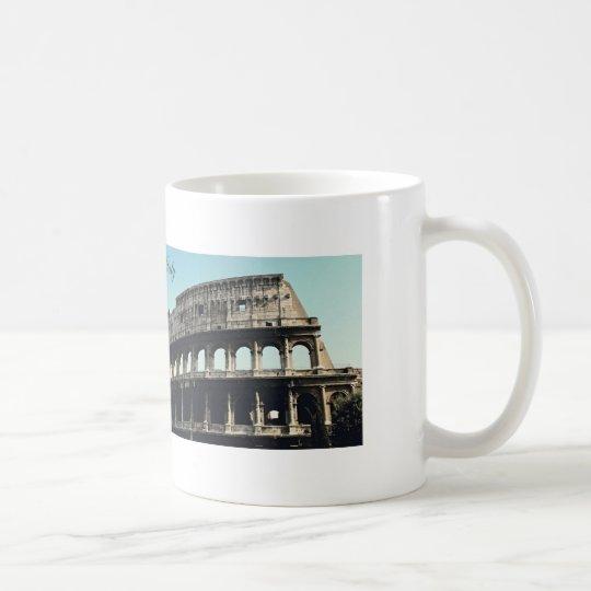 Italy Colosseum Coffee Mug