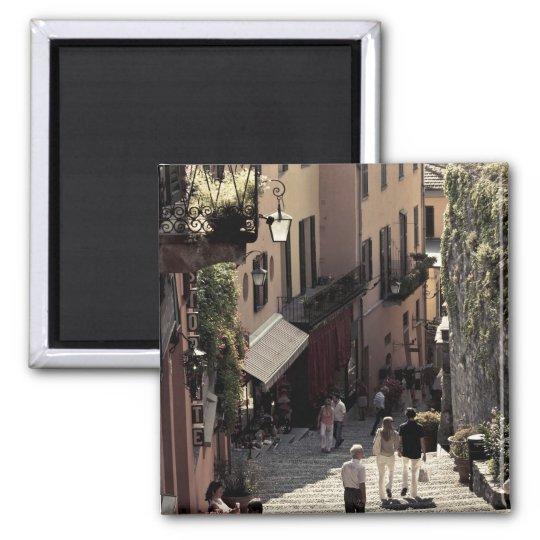 Italy, Como Province, Bellagio. Salita 2 Magnet