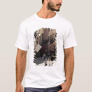 Italy, Como Province, Bellagio. Salita 2 T-Shirt