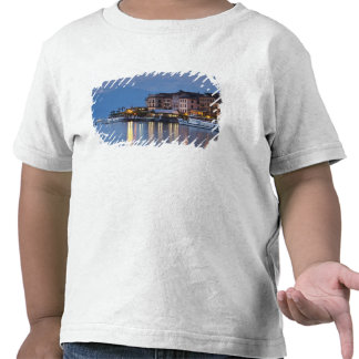 Italy Como Province Bellagio Town view Shirt